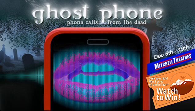 Ghost Phone movie and phone app